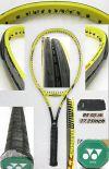 【中古テニスラケット】ヨネックス・URDTi77/イエロー ミッドプラス
