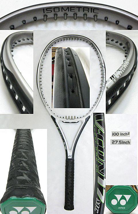 【中古テニスラケット】ヨネックス V-CON17MC V-CON17MC