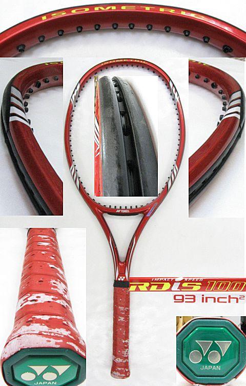 【中古テニスラケット】ヨネックス RDiS100(93) RDiS100/93