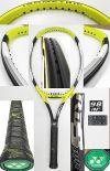 【中古テニスラケット】ヨネックス RDS001 ミッドプラス