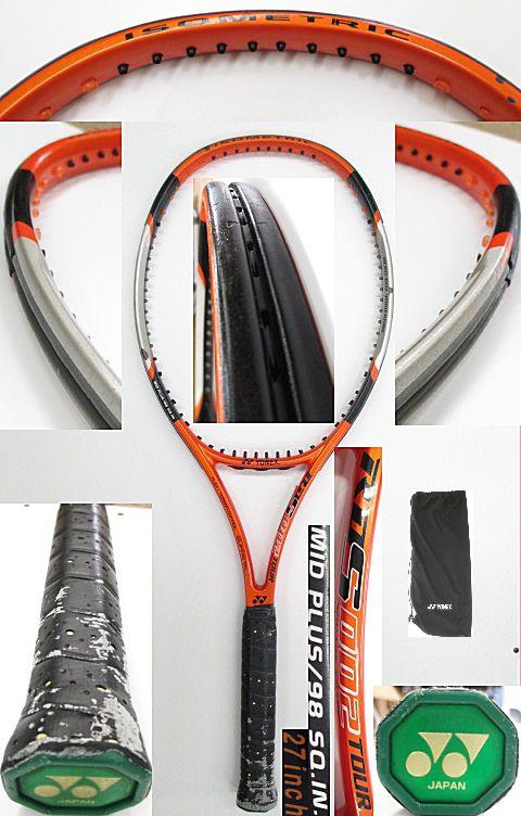 【中古 テニスラケット】Y0514 ヨネックス RDS002ツアー