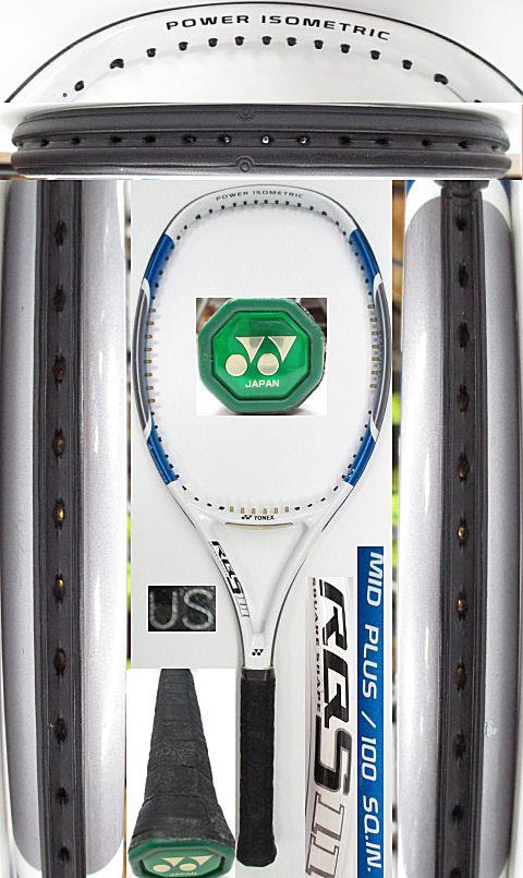 【中古 テニスラケット】Y0555 ヨネックス RQS11(USモデル)