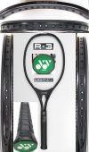 【中古テニスラケット】ヨネックス R-3