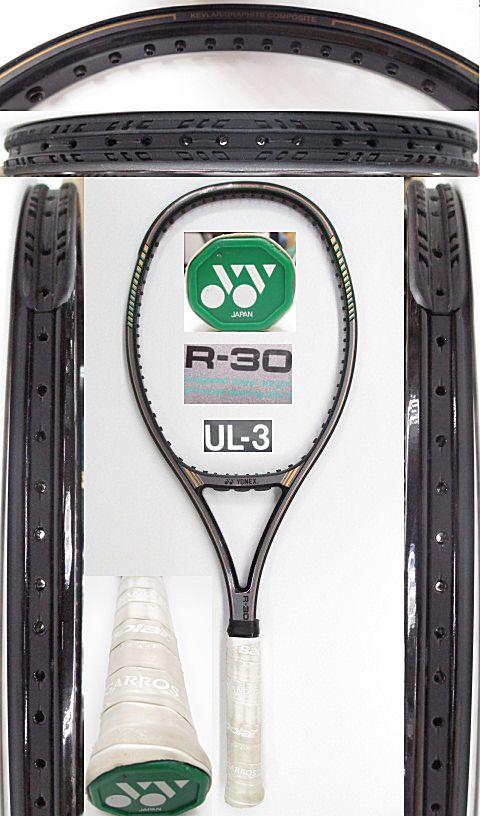 【中古 テニスラケット】Y0572 ヨネックス R-30