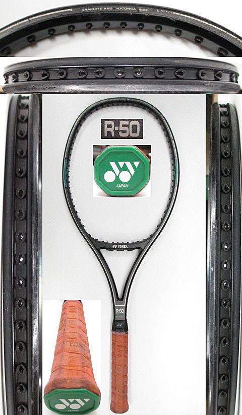 【中古 テニスラケット】Y0579 ヨネックス R-50