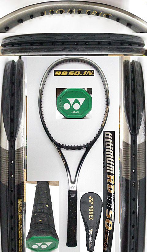 【中古 テニスラケット】Y0589 ヨネックス RDTi50ロング/98