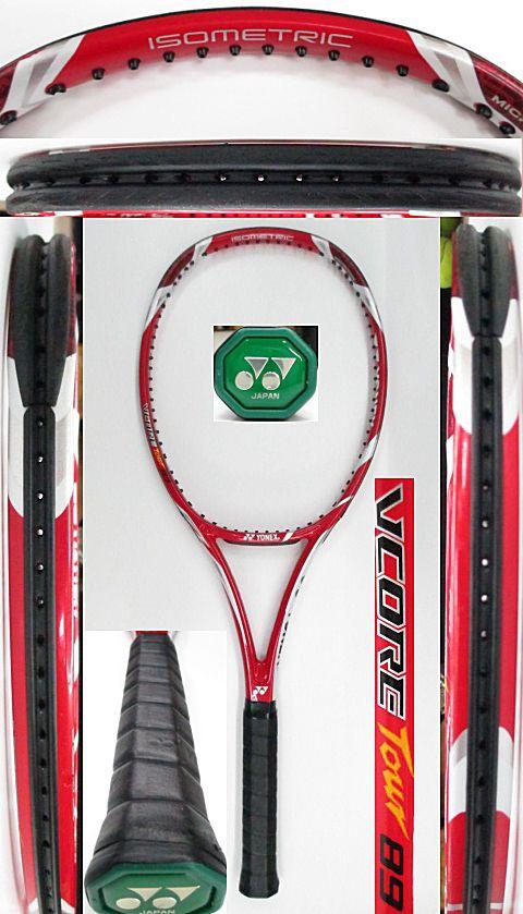 【中古 テニスラケット】Y0607 ヨネックス VCOREツアー89(海外モデル)