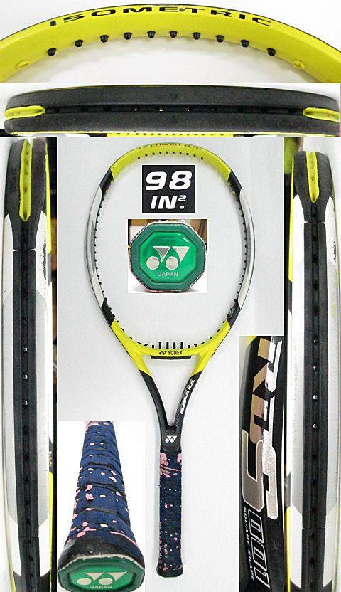 【中古 テニスラケット】Y0610 ヨネックス RDS001MP