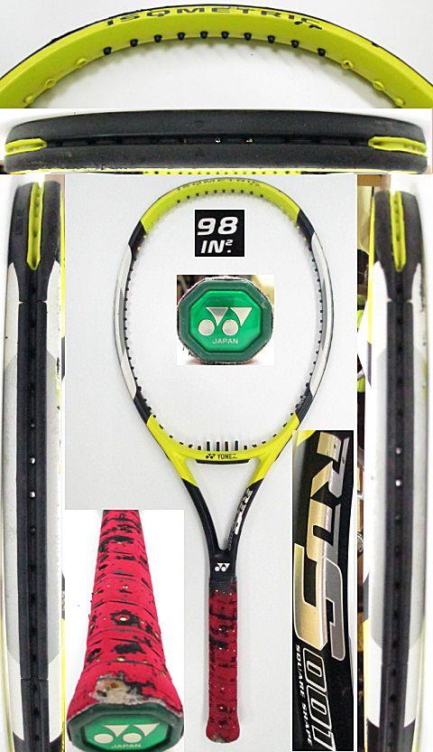 【中古 テニスラケット】Y0611 ヨネックス RDS001MP