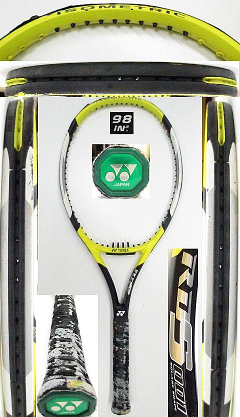 【中古 テニスラケット】Y0612 ヨネックス RDS001MP