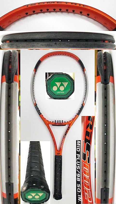 【中古 テニスラケット】Y0615 ヨネックス RDS002MP