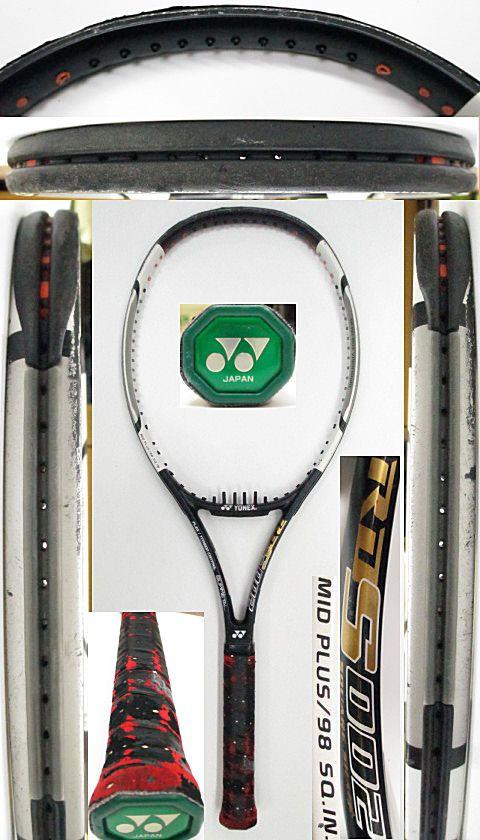 【中古 テニスラケット】Y0616 ヨネックス RDS002MP(ブラック)