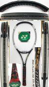 【中古テニスラケット】ヨネックス RDS002MP(ブラック)