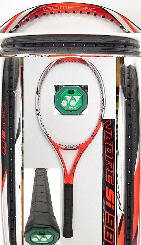 【中古 テニスラケット】Y0620 ヨネックス VCORE Si98