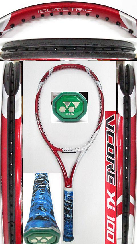 【中古 テニスラケット】Y0628 ヨネックス VCORE Xi100(海外モデル)