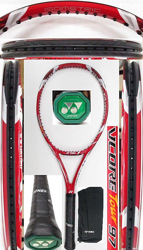 【中古 テニスラケット】Y0631 ヨネックス VCOREツアー97