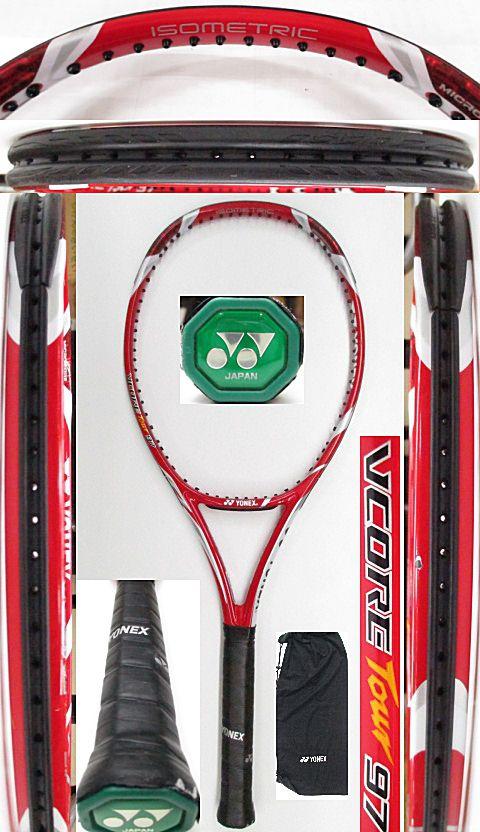【中古 テニスラケット】Y0632 ヨネックス VCOREツアー97