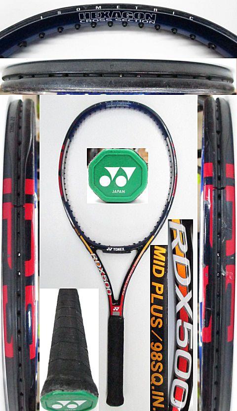 【中古 テニスラケット】Y0634 ヨネックス RDX500MP