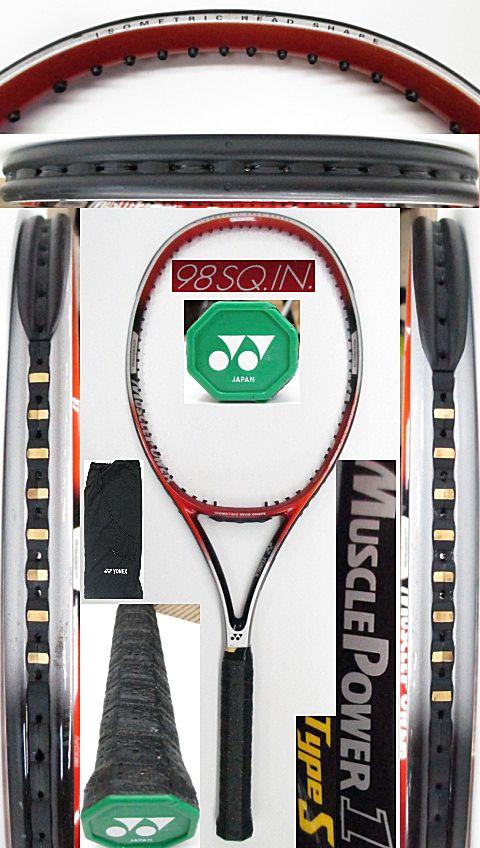 【中古 テニスラケット】Y0642 ヨネックス MP-1 タイプS
