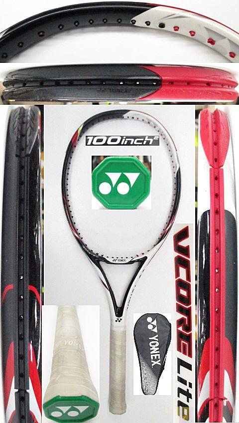 【中古 テニスラケット】Y0644 ヨネックス VCOREライト