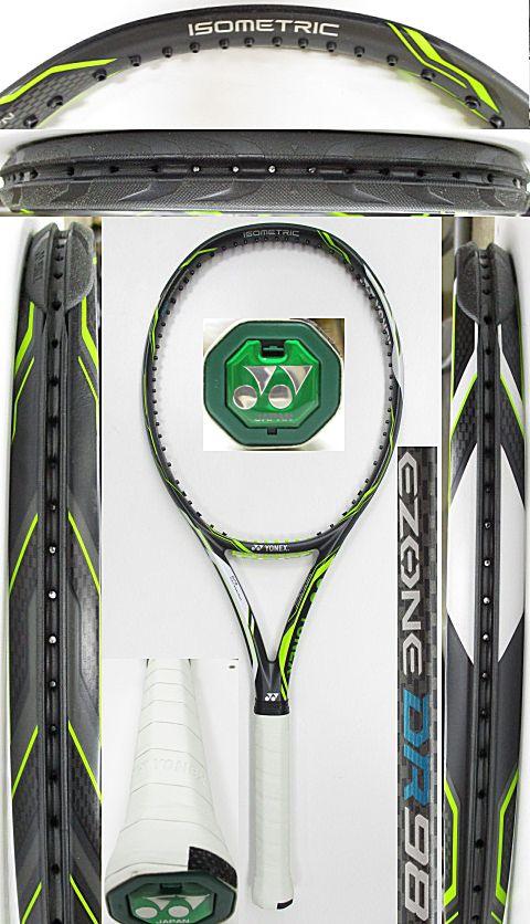 【中古 テニスラケット】Y0648 ヨネックス EZONE DR98