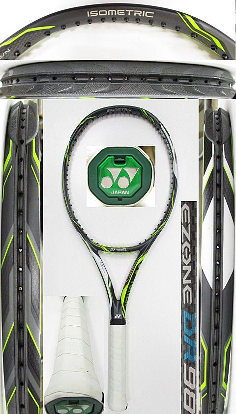 【中古 テニスラケット】Y0649 ヨネックス EZONE DR98