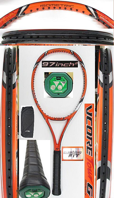 【中古 テニスラケット】Y0650 ヨネックス VCOREツアーG97