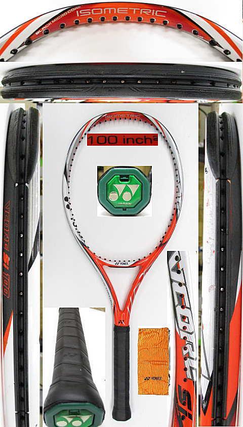 【中古 テニスラケット】Y0666 ヨネックス VCORE Si100