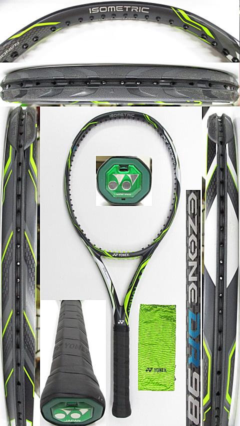 【中古 テニスラケット】Y0669 ヨネックス EZONE DR98