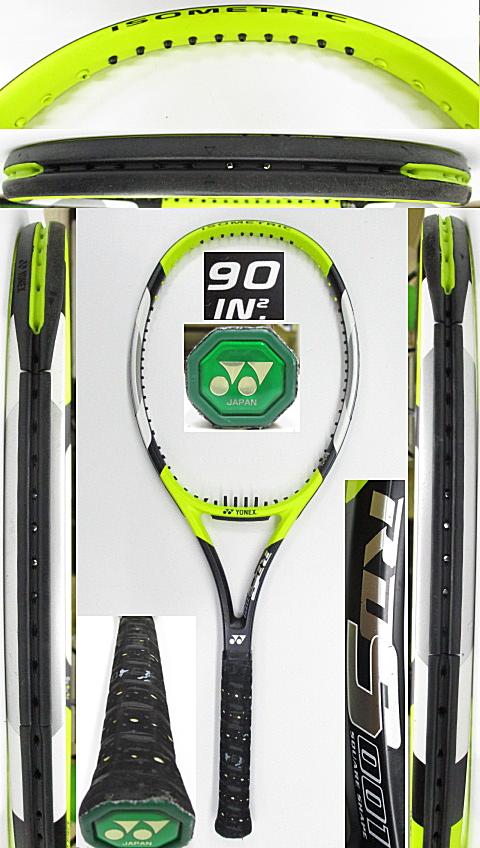 【中古 テニスラケット】Y0675 ヨネックス RDS001/MID(90)