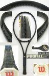 【中古テニスラケット】ウイルソン・プロファイルSPS