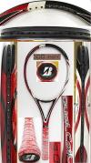 【中古テニスラケット】ブリヂストン デュアルコイル3.0