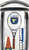 【中古テニスラケット】トアルソン フォーティラブPRO BR PLUS