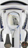 【中古テニスラケット】プリンス・モアコントロール DB850 オーバーサイズ