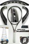 【中古テニスラケット】プリンス・O3スピードポート ブラックライト