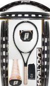 【中古テニスラケット】プリンス EXO3ブラックチーム100