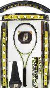 【中古テニスラケット】プリンス EXO3レベル95