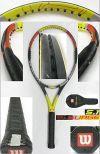 【中古テニスラケット】ウイルソン ・プロスタッフサージ 5.1