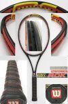 【中古テニスラケット】ウイルソン ・プロスタッフROK ミッドプラス