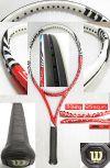 【中古テニスラケット】ウイルソン ・SIX.ONE95/US