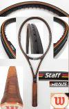 【中古テニスラケット】ウイルソン  スタッフミッド