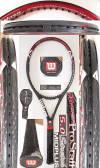 【中古テニスラケット】ウイルソン  ハイパープロスタッフ5.0ストレッチMP
