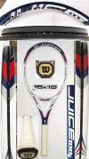 【中古テニスラケット】ウイルソン  ジュース100L