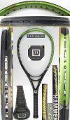 【中古テニスラケット】ウイルソン  ハイパーハンマー2.6