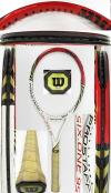【中古テニスラケット】ウイルソン プロスタッフ SIX.ONE95