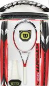 【中古テニスラケット】 ウイルソン スチーム99S