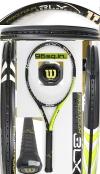 【中古テニスラケット】ウイルソン  プロツアーBLX96