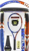 【中古テニスラケット】ウイルソン  ツアーBLX105