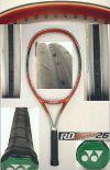 【中古テニスラケット】ヨネックス・RQチタニウム26