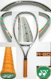 【中古テニスラケット】ヨネックス R-80